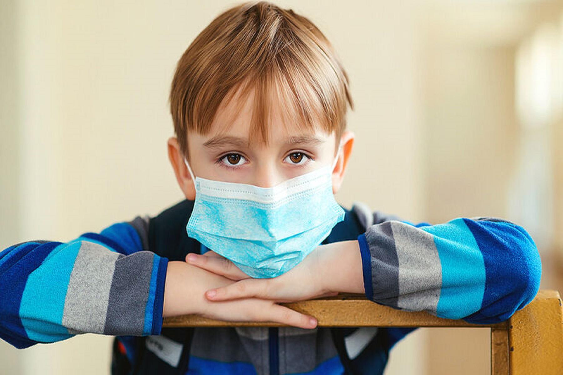 ΗΠΑ: Τα κρούσματα COVID-19 αυξάνονται μεταξύ των παιδιών δείχνουν τα δεδομένα