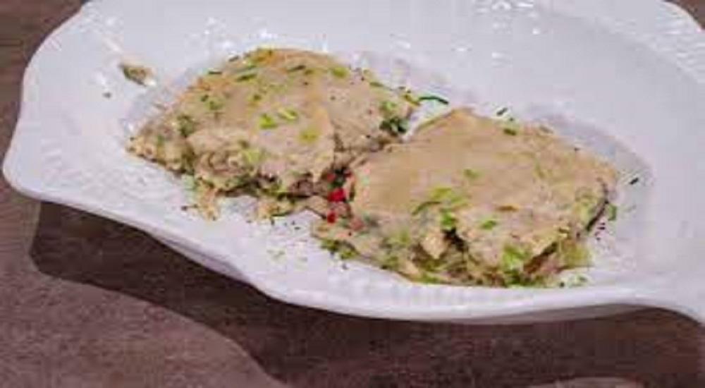 Κύριο Γεύμα: Παστίτσιο με τόνο Αλοννήσου