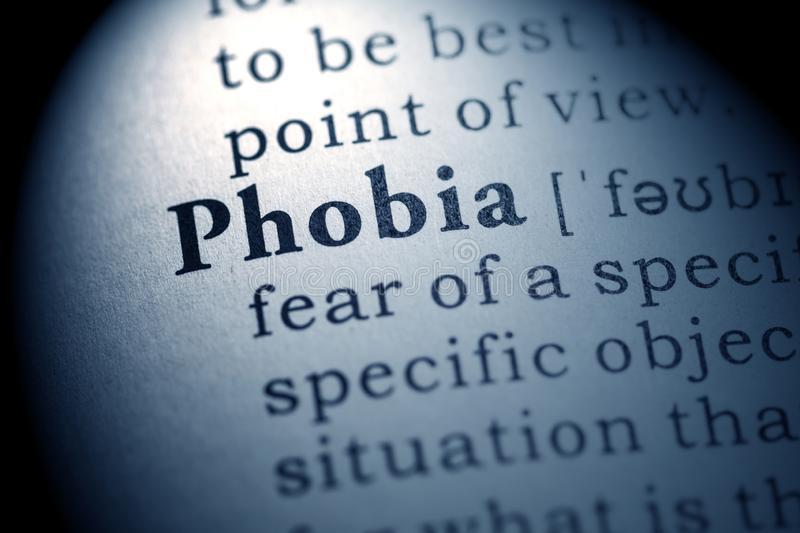 Φοβία: Κατανοώντας τον κόσμο της φοβίας [vid]