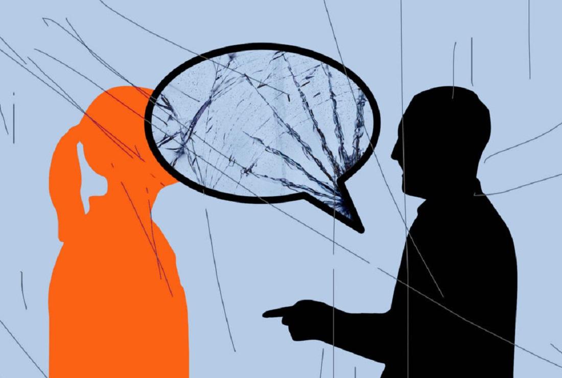 Συνήθεια «Μansplaining»: Απογοητευτικό το να διακόπτεται μια γυναίκα από έναν άνδρα για κάτι προφανές