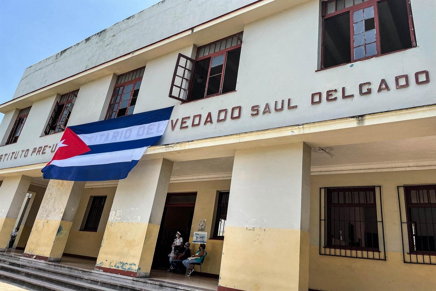 Covid Κούβα: Ξεκινά τον εμβολιασμό των παιδιών προκειμένου να ανοίξει ξανά τα σχολεία εν μέσω της έξαρσης της λοίμωξης