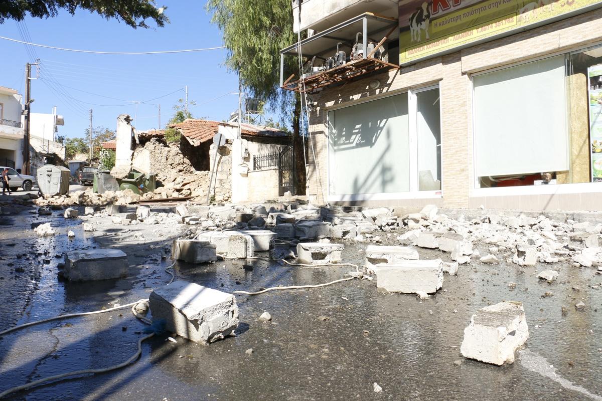 Σεισμός Κρήτη: Aναλυτικά τα 12 μέτρα στήριξης των σεισμόπληκτων στην Κρήτη