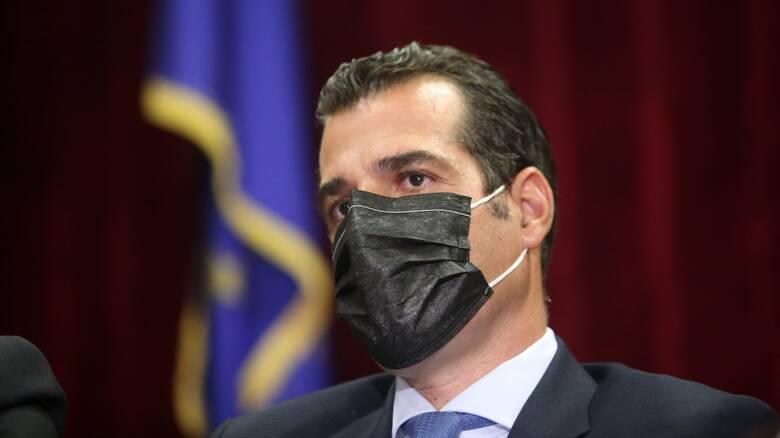Θάνος Πλεύρης: Συναντήσεις Υπουργού Υγείας Θάνου Πλεύρη στη Θεσσαλονίκη