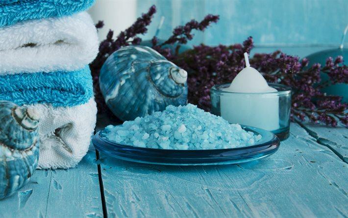 Θαλασσινό αλάτι: Μετατρέψτε τη ρουτίνα ομορφιάς σας με τη δύναμη του αλατιού της θάλασσας [Diy συνταγές-vid]