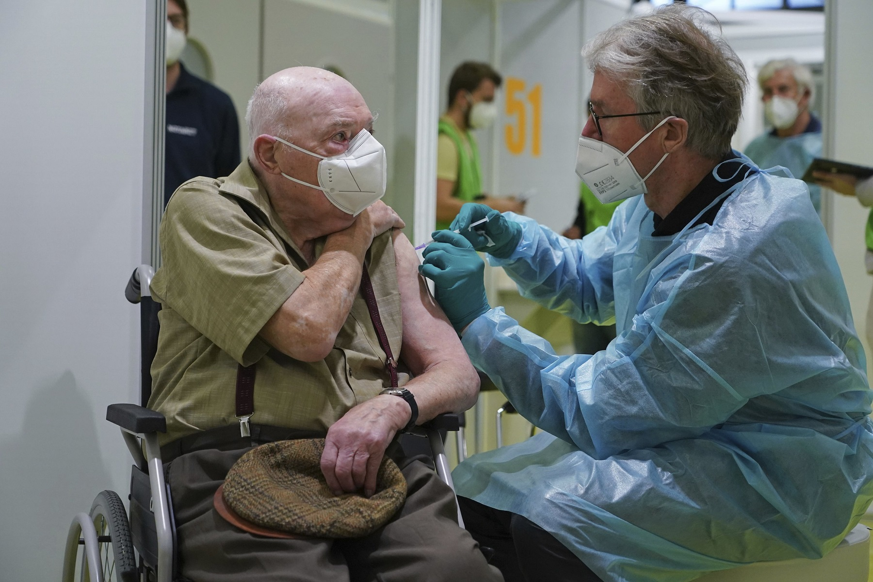 Γενικός Χειρουργός: Οι ΗΠΑ θα «παρακολουθούν» εάν οι εξαιρέσεις από εμβόλια χρησιμοποιούνται σωστά