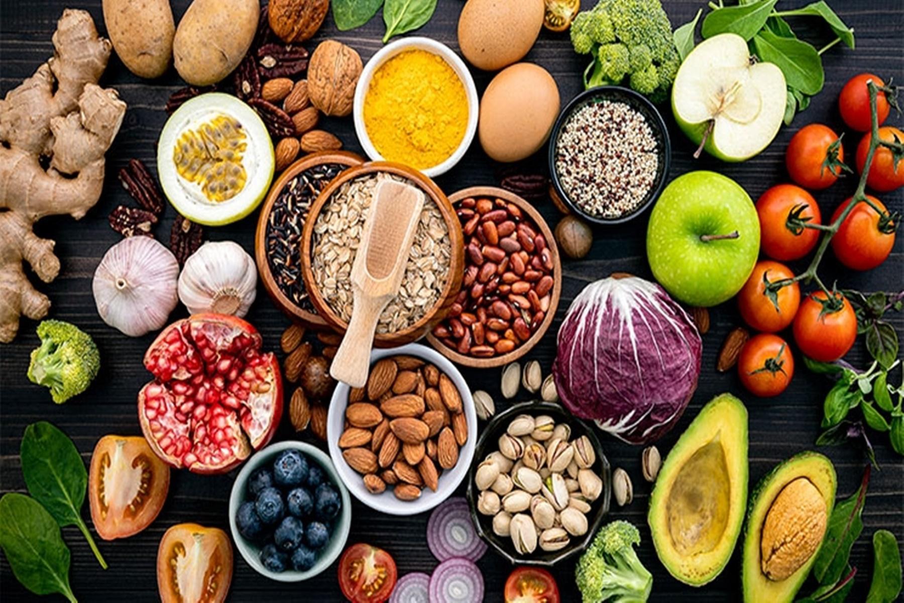 Υγιεινή διατροφή επιλογές: Έξι υγιεινές τροφές απαραίτητες για το διατροφολόγιό σας