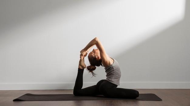 Αθλητισμός οφέλη: Η γιόγκα ως φυσικό ανακουφιστικό του άγχους και του στρες [vid]