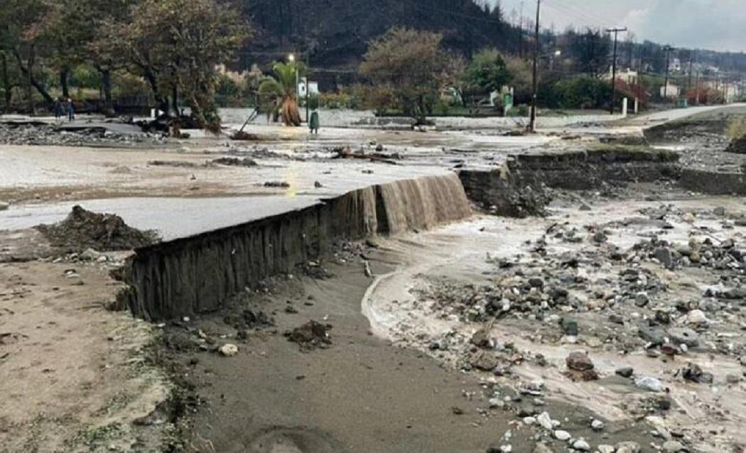 """Κακοκαιρία """"Αθηνά"""": Ποιες περιοχές κινδυνεύουν με πλημμύρες"""