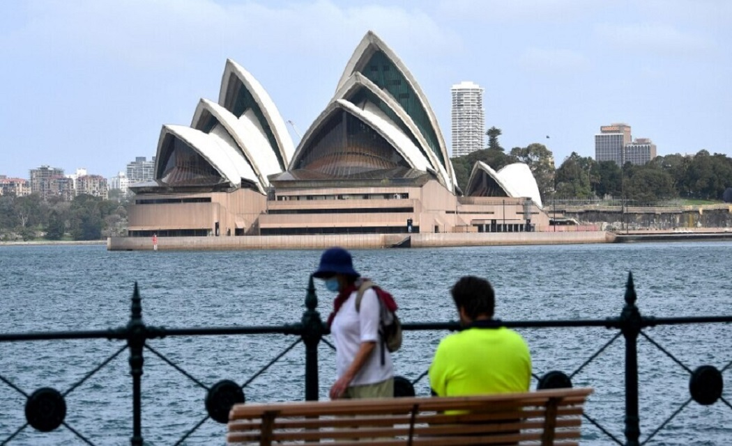 Αυστραλία Σίδνεϊ: Άρση των περιοριστικών μέτρων μετά από τρεισήμισι μήνες
